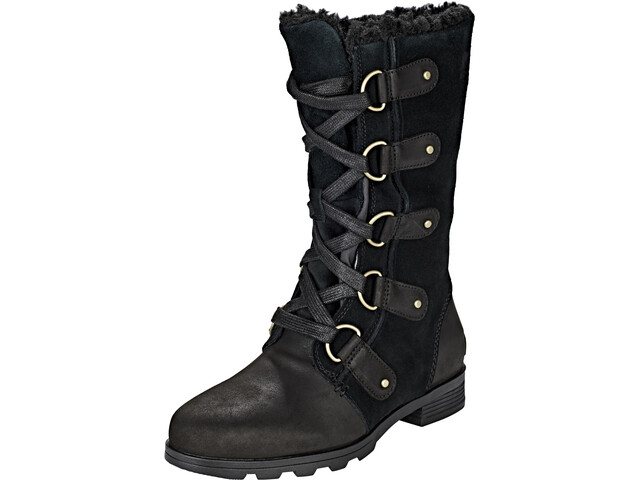 Sorel Emelie Lace Boots Damen black
